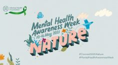 Mental Health Awareness Week - 10th-16th May - Nature